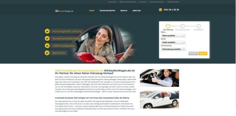 Auto verkaufen in Raeren – wir Kaufen jeden Wagen Raeren
