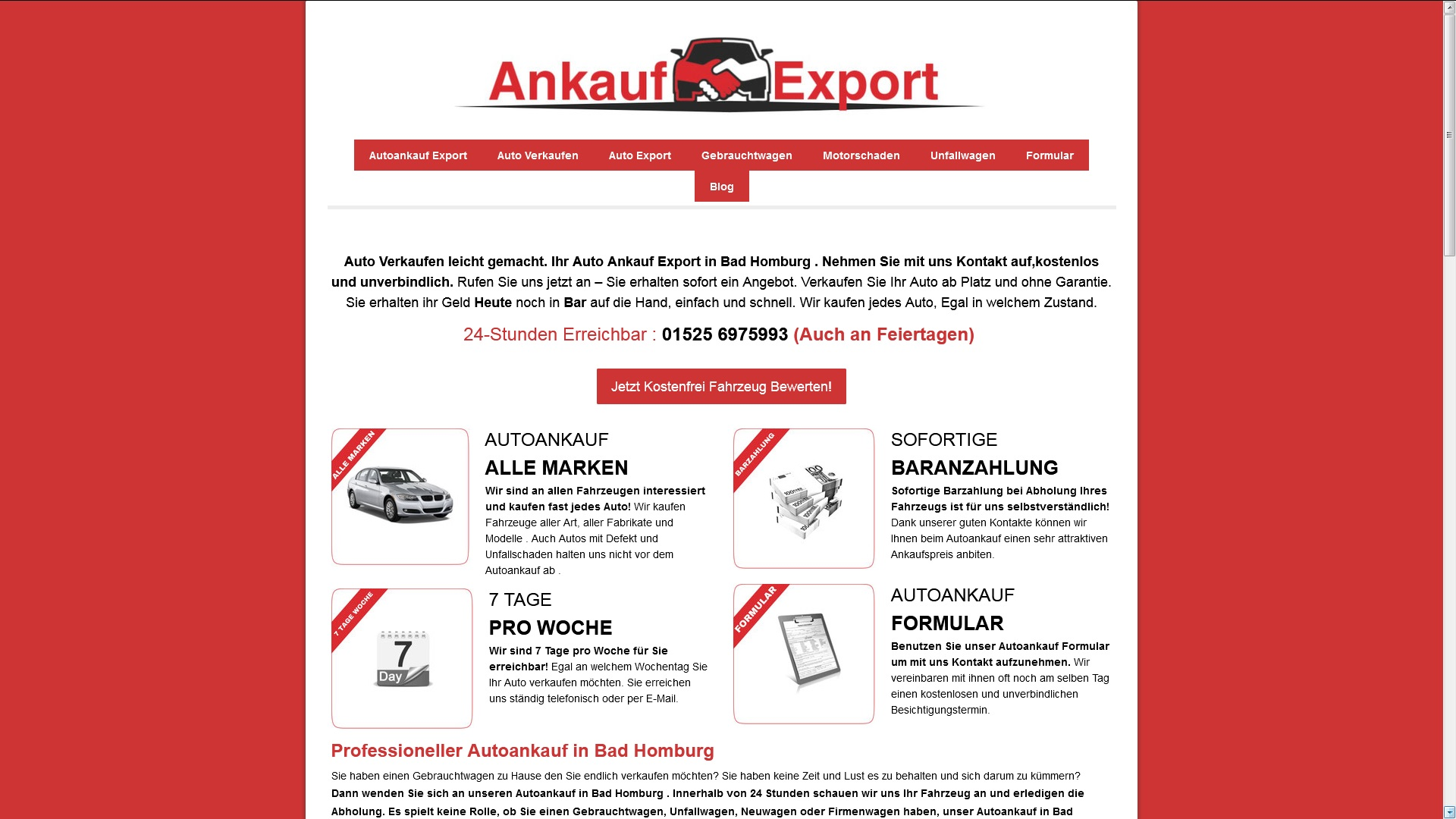 Autoanakuf Cuxhaven