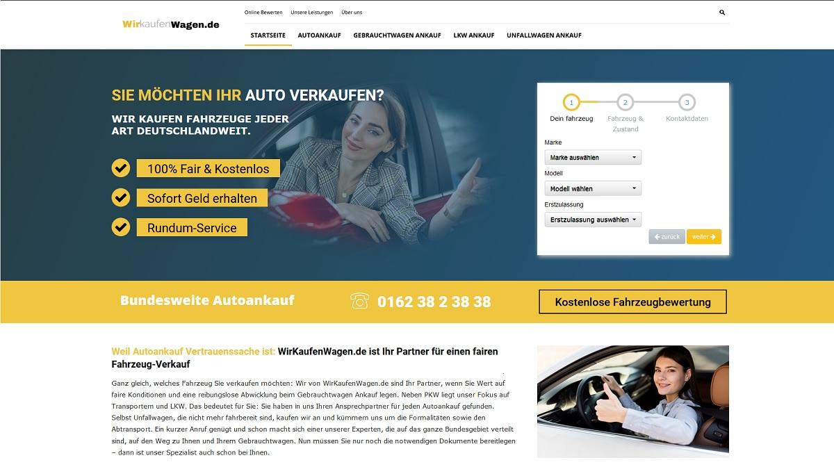 Autoankauf in Dortmund - Auto verkaufen in Dortmund zum Höchstpreis. Kostenlose Abholung in Dortmund.