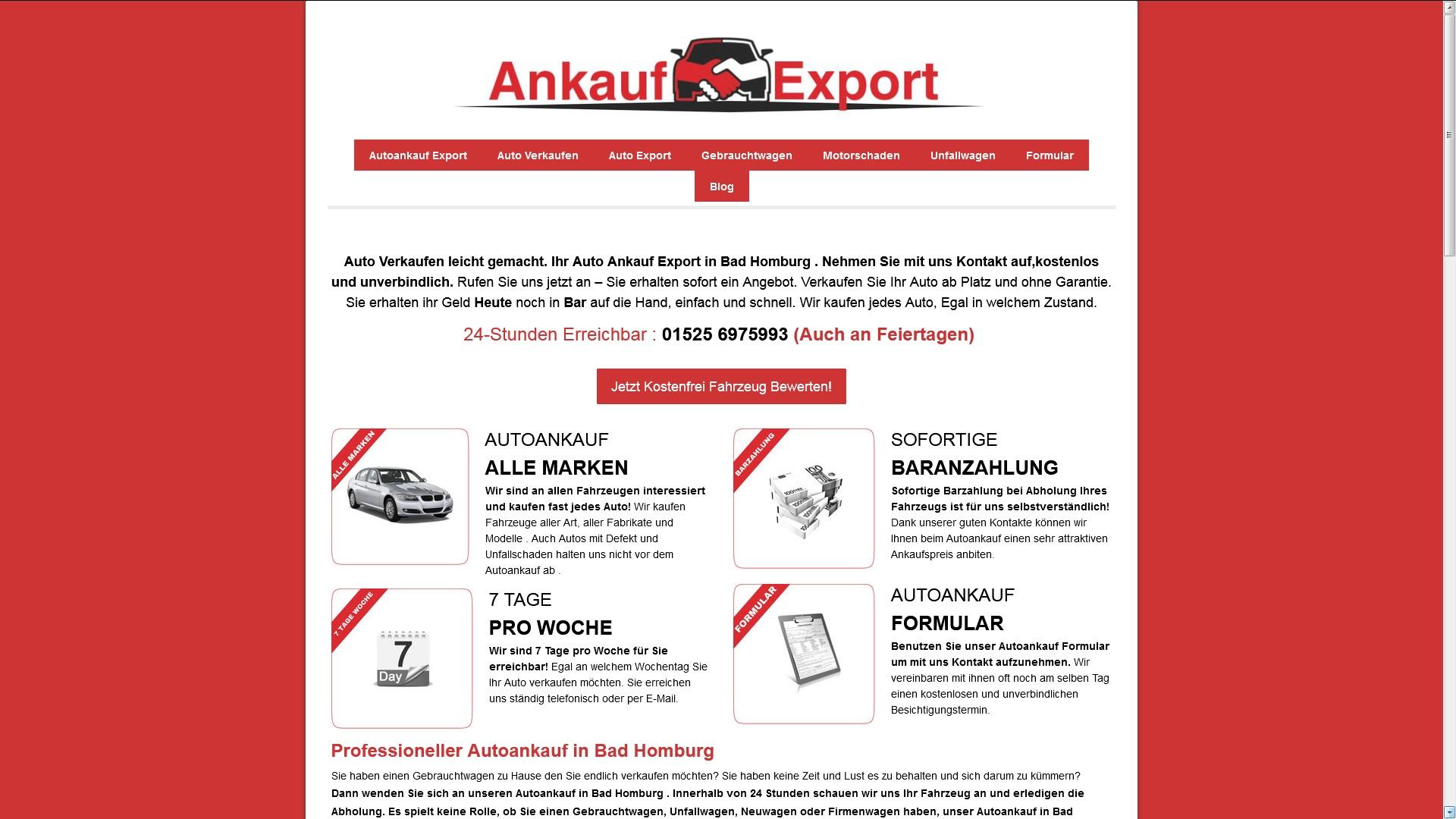 Autoanakuf Lüneburg