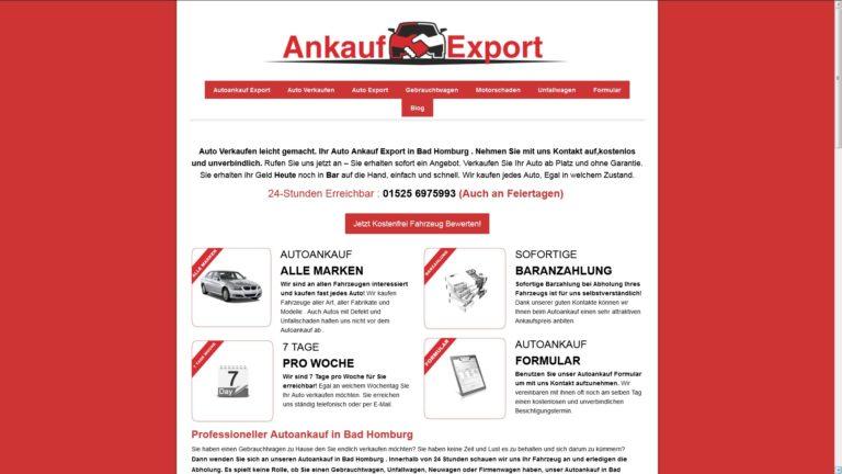 Autoankauf Papenburg nimmt Ihren alten Pkw in Zahlung